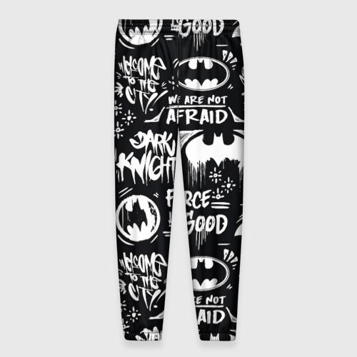 Мужские брюки 3D Batman Фото 01
