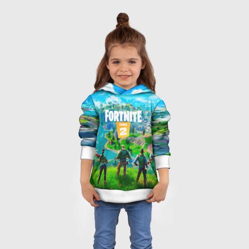 Детская толстовка 3D Fortnite часть 2 Фото 01