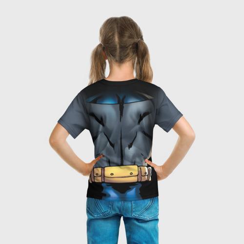 Детская футболка 3D Batman костюм Фото 01