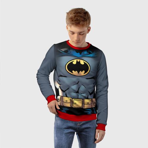 Детский свитшот 3D Batman костюм Фото 01