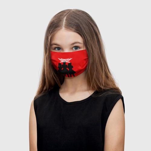 Детская маска (+5 фильтров) BABYMETAL One фото