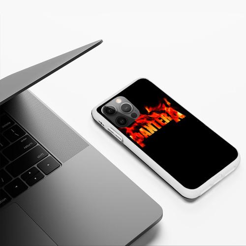 Чехол для iPhone 12 Pro Pantera Фото 01