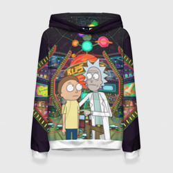 Rick and Morty in Blips