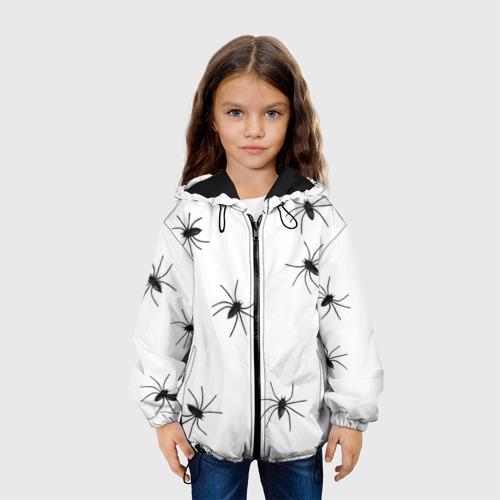 Детская куртка 3D Пауки Фото 01