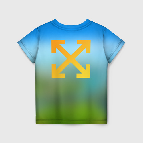 Детская футболка 3D FORTNITE 2 ЧАСТЬ (2 СТОРОНЫ)  Фото 01