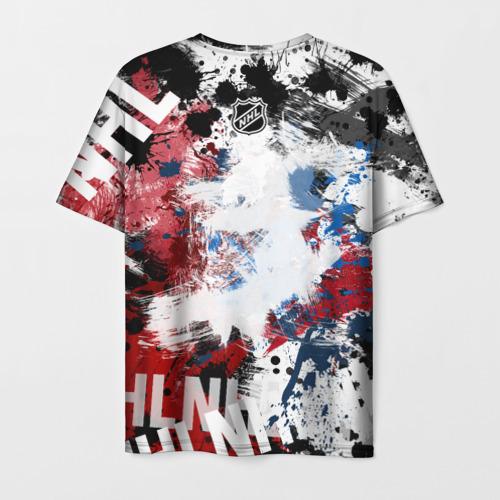 Мужская футболка 3D Вашингтон Кэпиталз Фото 01