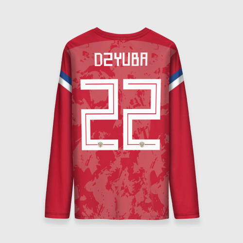 Мужской лонгслив 3D Dzyuba home EURO 2020 Фото 01