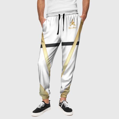 Мужские брюки 3D Костюм Рика Фото 01