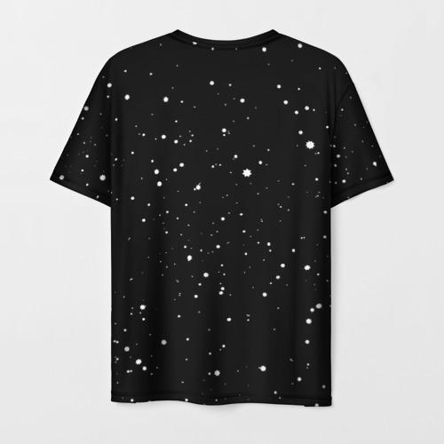 Мужская футболка 3D Star map Rick and Morty Фото 01