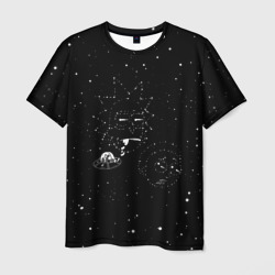 Star map Rick and Morty