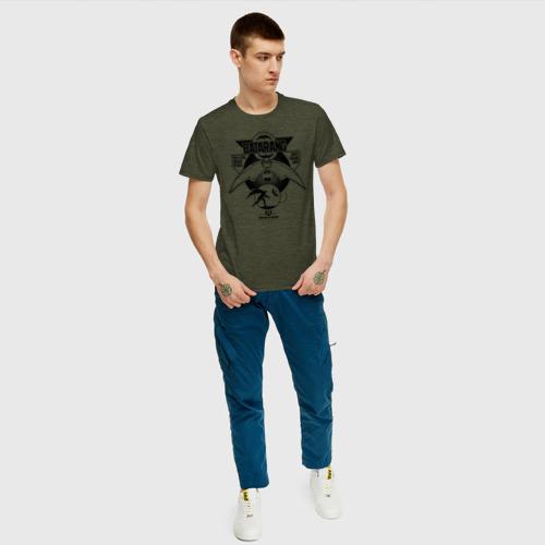 Мужская футболка хлопок BATARANG Фото 01