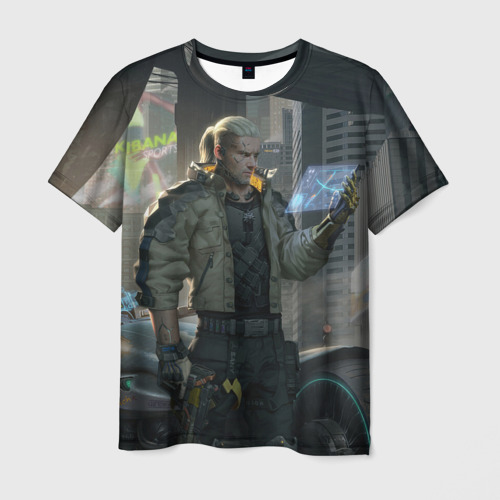 Cyber Geralt фото 0