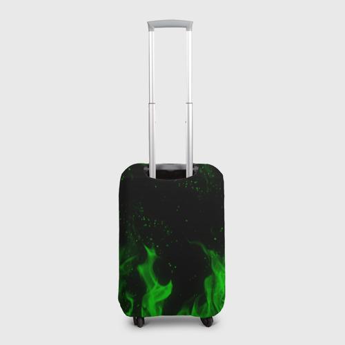 Чехол для чемодана 3D BRAWL STARS LEON | ЛЕОН Фото 01