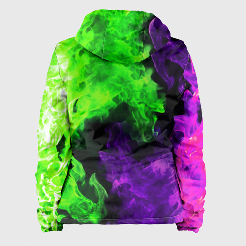 Женская куртка 3D BRAWL STARS LEON Фото 01