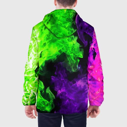 Мужская куртка 3D BRAWL STARS LEON Фото 01