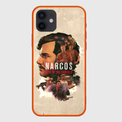 Чехол для iPhone 12 Pro Mini Narcos: Rise of the Cartels