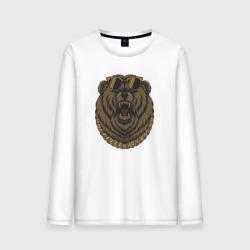 медведь гангстер крутой с цепь