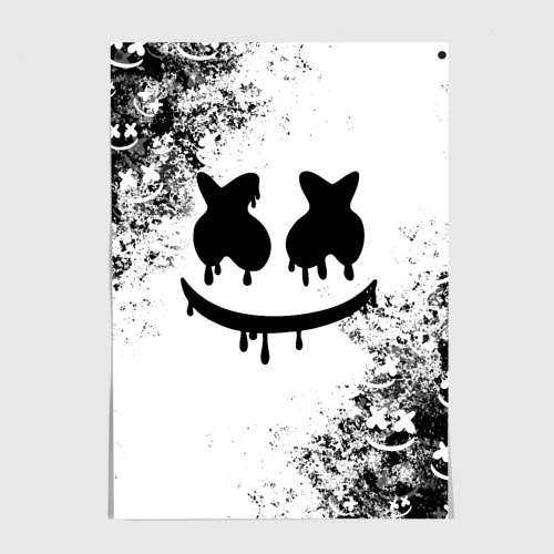Постер Marshmello Фото 01