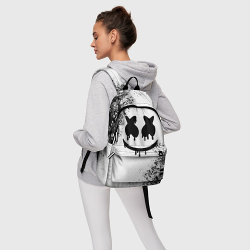 Рюкзак 3D Marshmello Фото 01