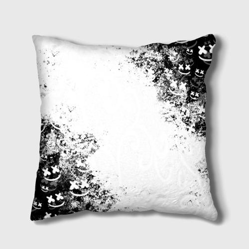Подушка 3D Marshmello Фото 01