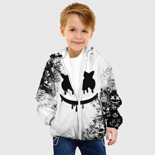 Детская куртка 3D Marshmello Фото 01