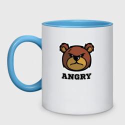 Злой мишка ANGRY TEDDY