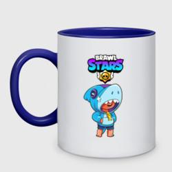 BRAWL STARS LEON SHARK