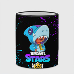 BRAWL STARS LEON SHARK