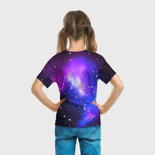 Детская футболка 3D LIKEE COSMO Фото 01