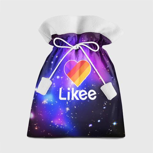 Подарочный 3D мешок LIKEE COSMO Фото 01