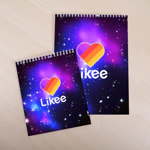 Скетчбук LIKEE COSMO Фото 01