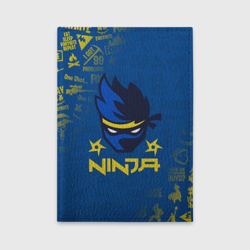 Обложка для автодокументов FORTNITE NINJA One фото