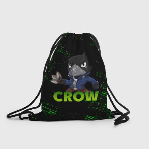 Рюкзак-мешок 3D Brawl Stars CROW Фото 01