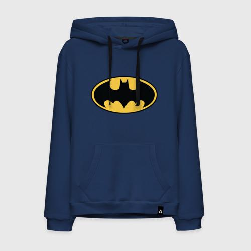 Мужская толстовка хлопок Batman logo Фото 01