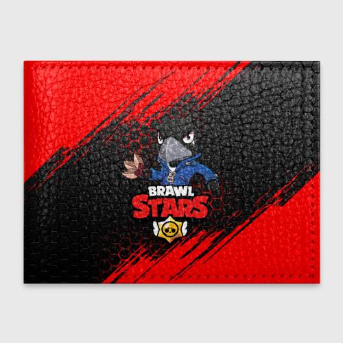 Обложка для студенческого билета BRAWL STARS  CROW Фото 01