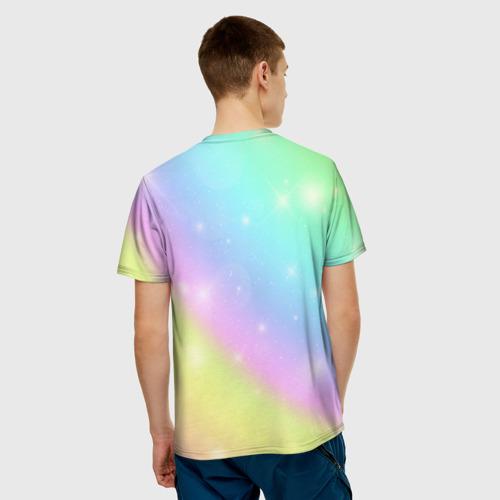 Мужская футболка 3D LIKEE Фото 01