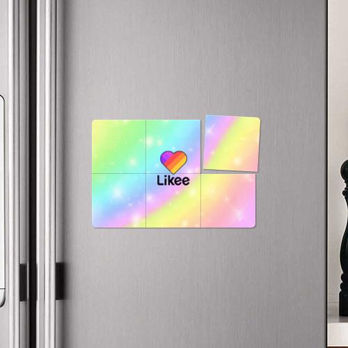 Магнитный плакат 3Х2 LIKEE Фото 01