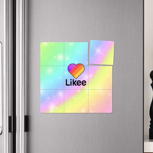 Магнитный плакат 3Х3 LIKEE Фото 01