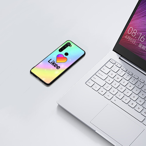 Чехол для Xiaomi Redmi Note 8 LIKEE Фото 01