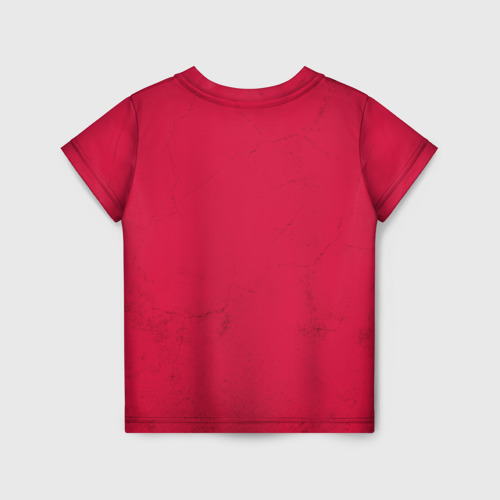 Детская футболка 3D Wonder Woman red Фото 01