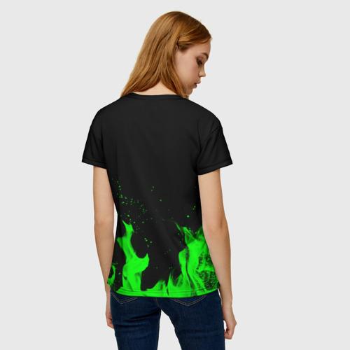 Женская футболка 3D Brawl Stars 8-BIT Фото 01