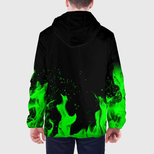 Мужская куртка 3D Brawl Stars 8-BIT Фото 01