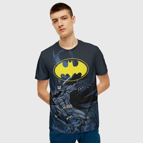 Мужская футболка 3D Batman Фото 01