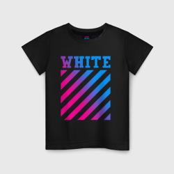 OFF-WHITE - X - НА СПИНЕ