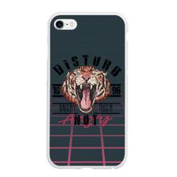 Злой тигр Angry Tiger