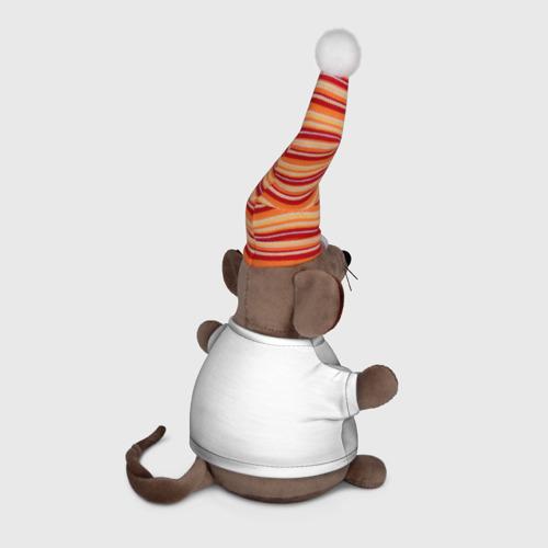Мышь в футболке 3D Крыса (кродеться) Фото 01