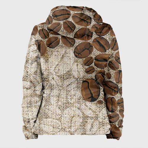 Женская куртка 3D Кофейные зёрна (вышивка) Фото 01