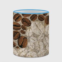 Кофейные зёрна (вышивка)