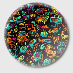 Multicolored Doodle