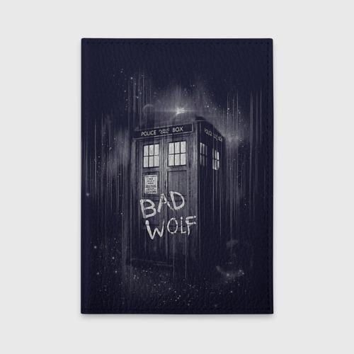 Обложка для автодокументов Doctor Who One фото